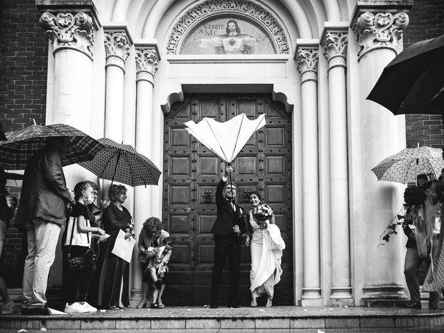 Il matrimonio di Marco e Giulia a Vercelli, Vercelli 37