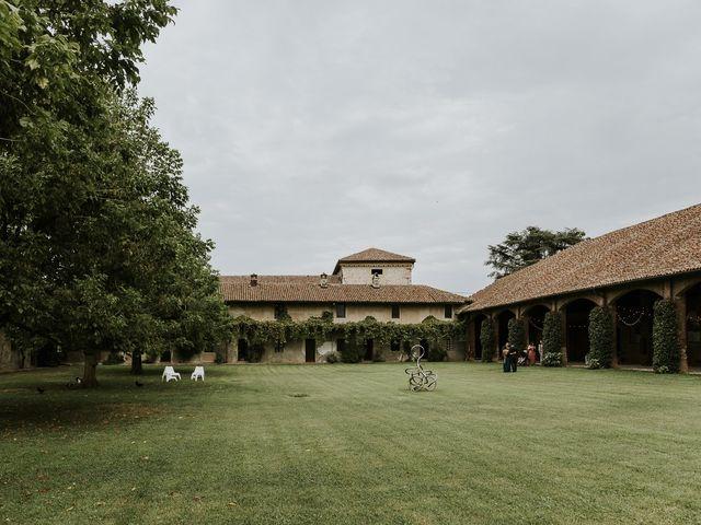 Il matrimonio di Marco e Giulia a Vercelli, Vercelli 38