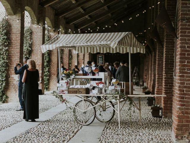 Il matrimonio di Marco e Giulia a Vercelli, Vercelli 39