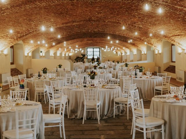 Il matrimonio di Marco e Giulia a Vercelli, Vercelli 44