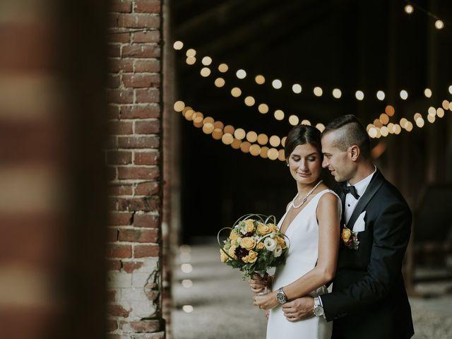 Il matrimonio di Marco e Giulia a Vercelli, Vercelli 51
