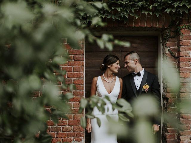 Il matrimonio di Marco e Giulia a Vercelli, Vercelli 53