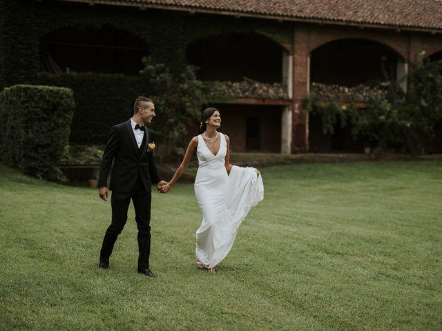 Il matrimonio di Marco e Giulia a Vercelli, Vercelli 54