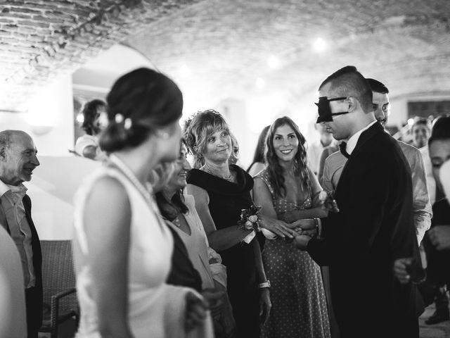 Il matrimonio di Marco e Giulia a Vercelli, Vercelli 57