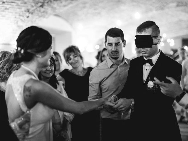 Il matrimonio di Marco e Giulia a Vercelli, Vercelli 58