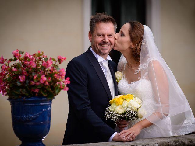 Le nozze di Alessia e Erik