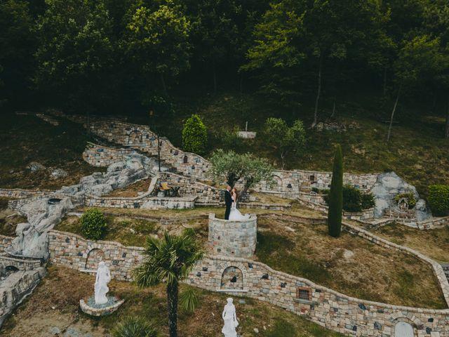 Le nozze di Fabio e Aurora