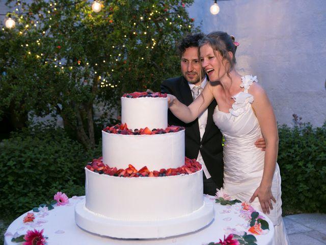 Le nozze di Ella e Francesco