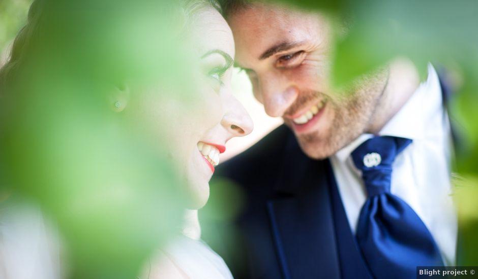 Il matrimonio di Matteo e Anna a Roncoferraro, Mantova