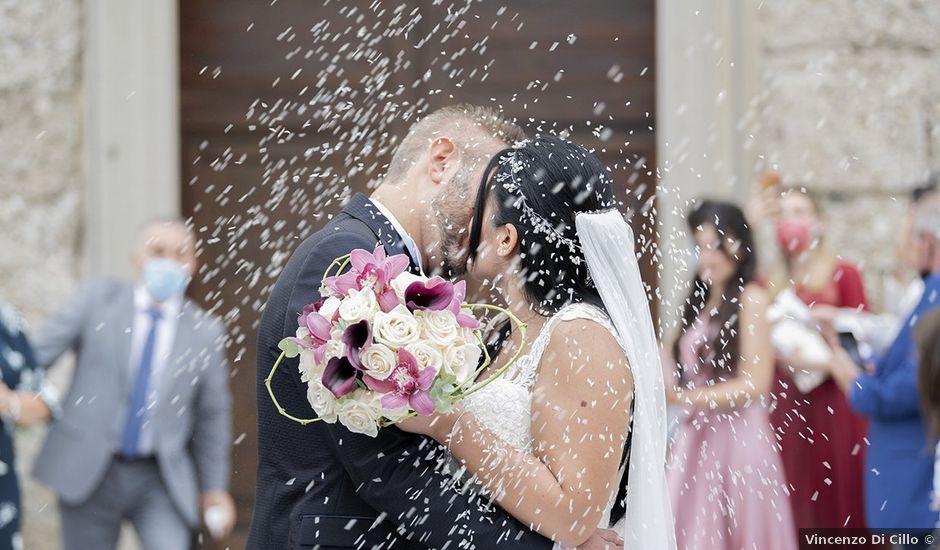Il matrimonio di Francesco e RosaMaria a Paderno Franciacorta, Brescia