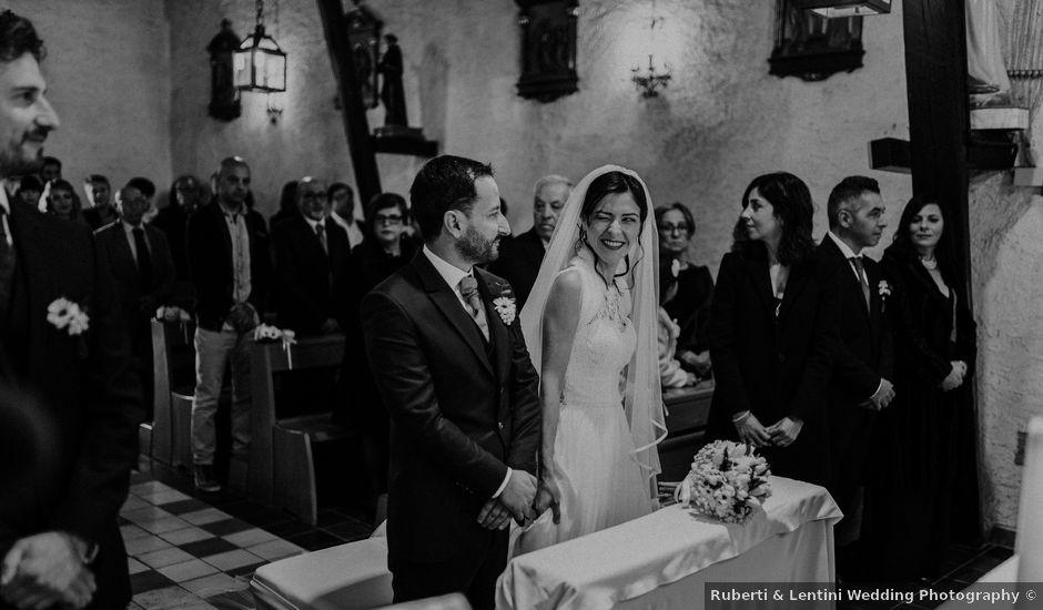 Il matrimonio di Sarah e Carlo a Capoterra, Cagliari