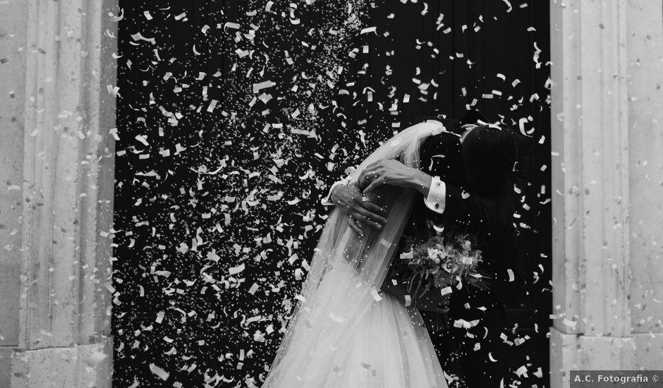 Il matrimonio di Andrea e Daniela a Corte Franca, Brescia
