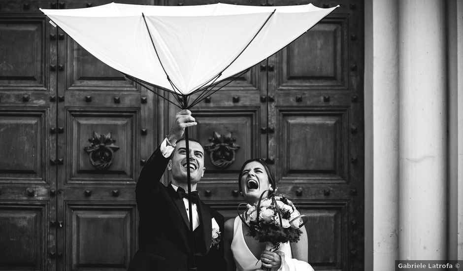 Il matrimonio di Marco e Giulia a Vercelli, Vercelli