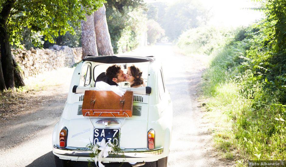 Il matrimonio di Patrik e Donatella a Agropoli, Salerno