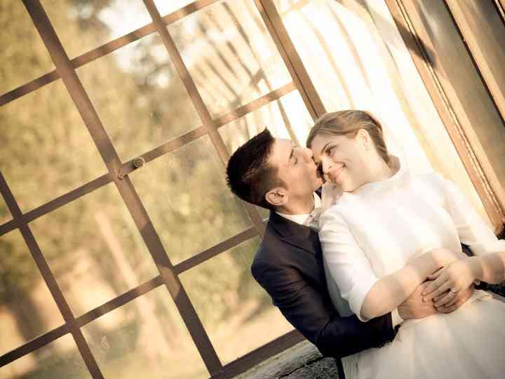 Le nozze di Salvatore e Elisa