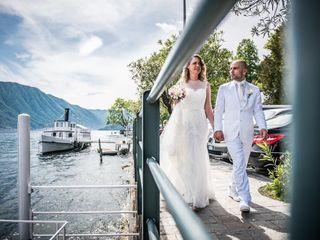 Le nozze di Brenda e Diederik