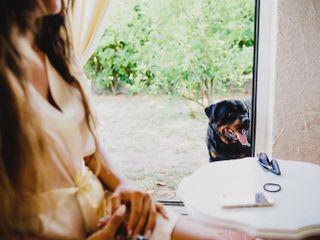 Le nozze di Sara e Enzo 1