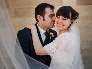 Le nozze di Elena e Nicola