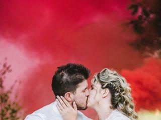 Le nozze di Sara e Aaron