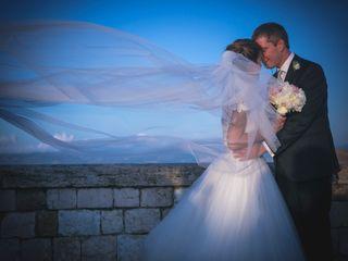 Le nozze di Marta e Nicholas