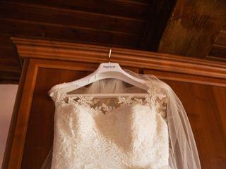 Le nozze di Fabiana e Piercarlo 1