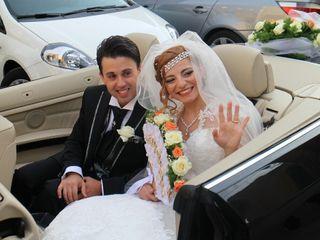 Le nozze di Lorena  e Luca