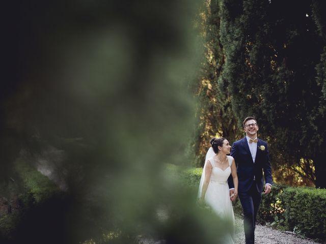 Le nozze di Federica e Denis