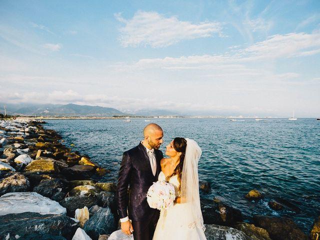 Le nozze di Sara e Enzo