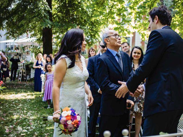 Il matrimonio di David e Natalie a Arezzo, Arezzo 40
