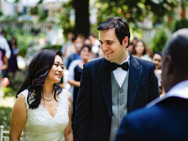 Il matrimonio di David e Natalie a Arezzo, Arezzo 41