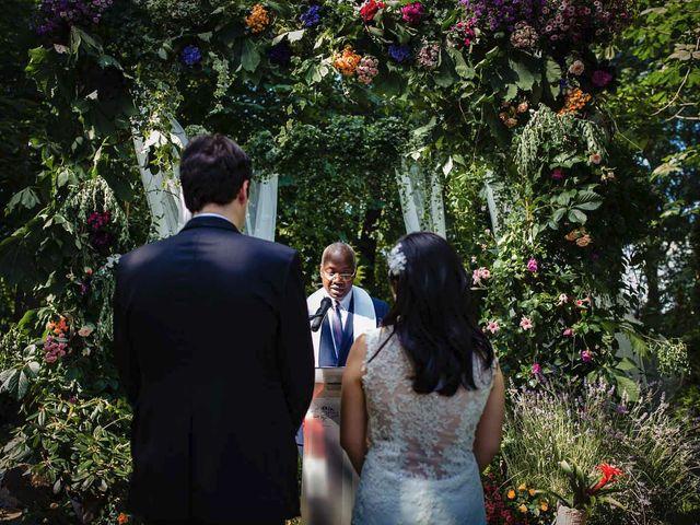 Il matrimonio di David e Natalie a Arezzo, Arezzo 43