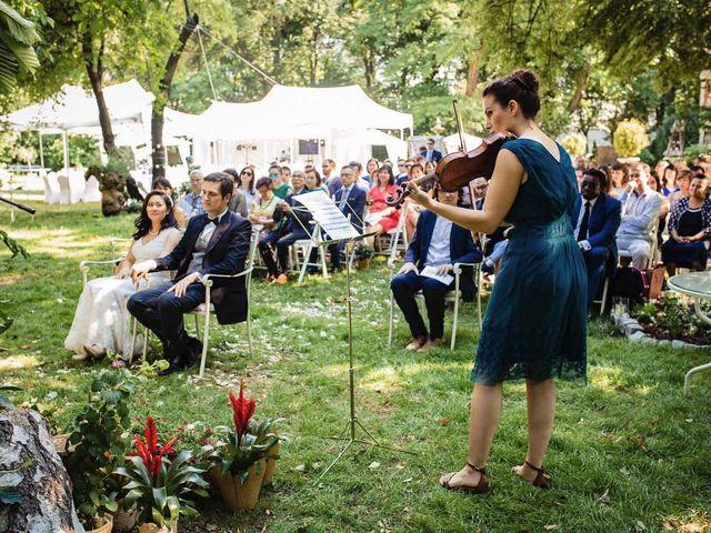 Il matrimonio di David e Natalie a Arezzo, Arezzo 49