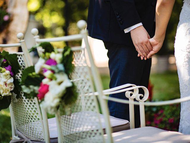 Il matrimonio di David e Natalie a Arezzo, Arezzo 54