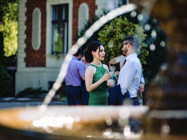Il matrimonio di David e Natalie a Arezzo, Arezzo 57