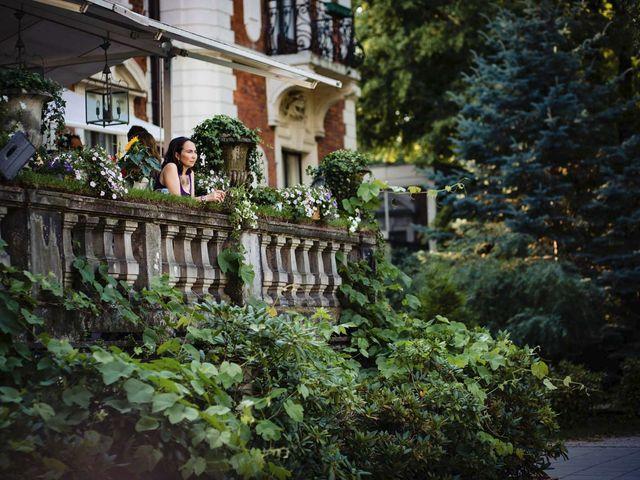 Il matrimonio di David e Natalie a Arezzo, Arezzo 62