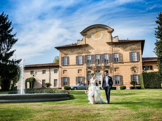 Le nozze di Margherita e Manuel