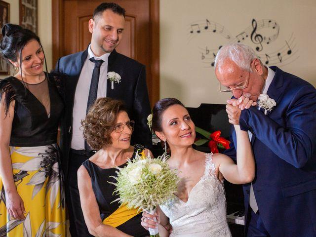 Il matrimonio di Mario e Maria Chiara a Pozzuoli, Napoli 29