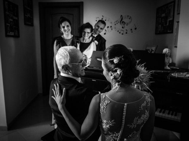 Il matrimonio di Mario e Maria Chiara a Pozzuoli, Napoli 32