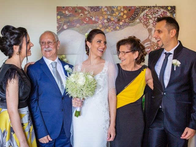 Il matrimonio di Mario e Maria Chiara a Pozzuoli, Napoli 44