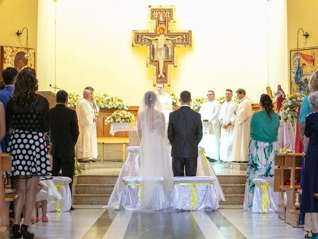 Il matrimonio di Mario e Maria Chiara a Pozzuoli, Napoli 49