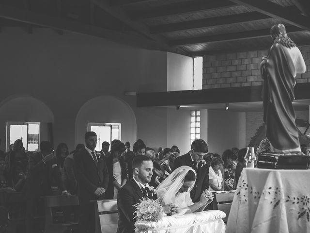 Il matrimonio di Mario e Maria Chiara a Pozzuoli, Napoli 58