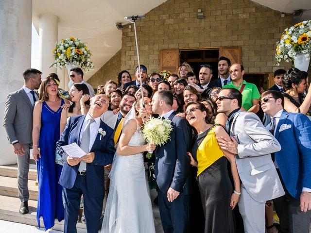 Il matrimonio di Mario e Maria Chiara a Pozzuoli, Napoli 63