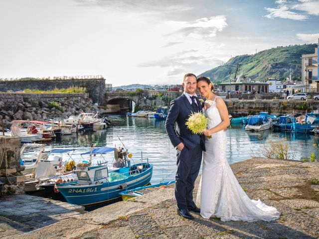Il matrimonio di Mario e Maria Chiara a Pozzuoli, Napoli 64