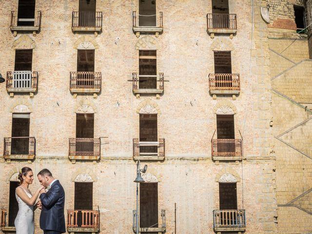 Il matrimonio di Mario e Maria Chiara a Pozzuoli, Napoli 67