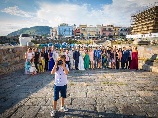 Il matrimonio di Mario e Maria Chiara a Pozzuoli, Napoli 1