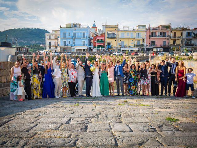 Il matrimonio di Mario e Maria Chiara a Pozzuoli, Napoli 69