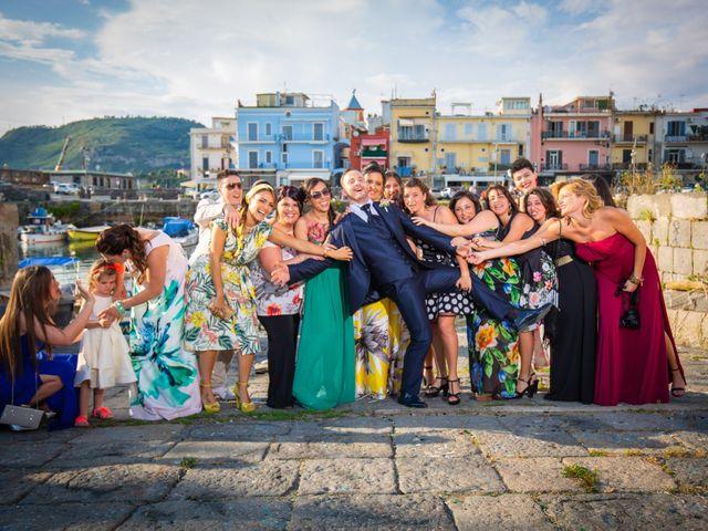 Il matrimonio di Mario e Maria Chiara a Pozzuoli, Napoli 70