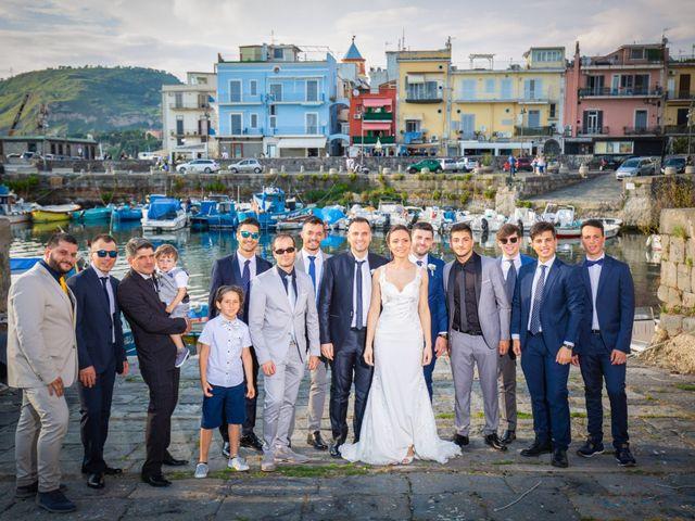 Il matrimonio di Mario e Maria Chiara a Pozzuoli, Napoli 71