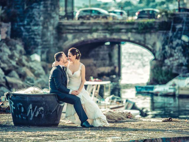 Il matrimonio di Mario e Maria Chiara a Pozzuoli, Napoli 75