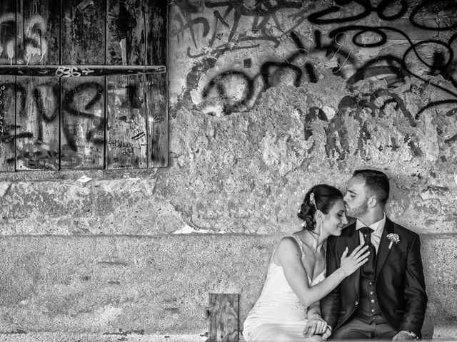 Il matrimonio di Mario e Maria Chiara a Pozzuoli, Napoli 80